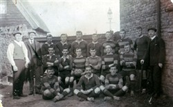 Olney RFC team 1905-1906