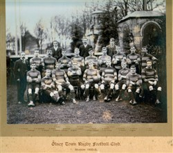 Olney Town Rugby Football Club season 1902-03