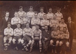 Olney RFC team 1927-28
