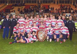 Olney RFC, Lewis Shield Winners 2007