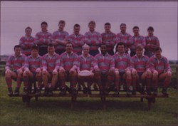 Olney RFC 1st XV team 1992-93