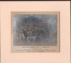 The 1877 Olney RFC team (1)