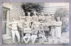 The 1877 Olney RFC team (3)