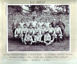 Olney RFC 1st XV 1966-67