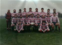 Olney RFC team c. 1980s
