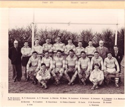 Olney RFC 1st XV 1957-58
