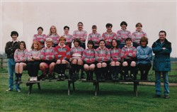 Olney RFC Ladies XV 1995-1996