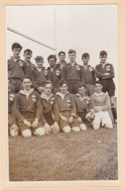 Olney RFC Juniors XV Season 1949-50