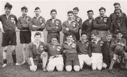 Olney RFC 'The Juniors', Season 1951-52
