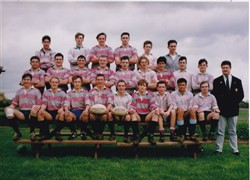 Olney RFC Colts XV Season 1992-93