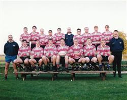 Olney RFC Colts XV Season 1996-97