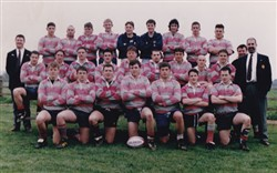 Olney RFC Colts XV Season 1995-96