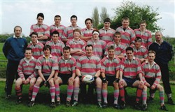 Olney RFC Colts XV Season 2003-04
