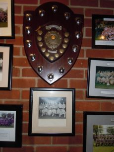 The North Bucks Shield