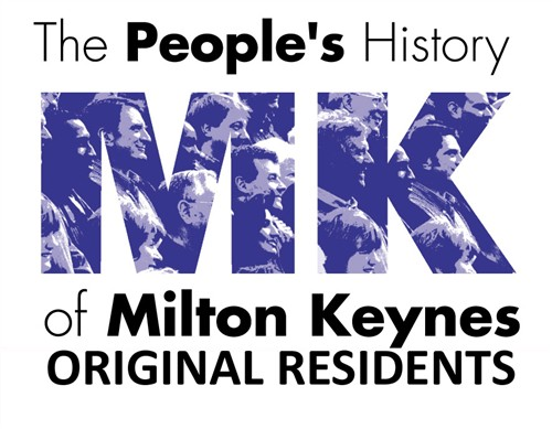 People's History of Milton Keynes - Original Residents logo.