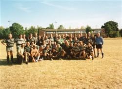Milton Keynes Rugby Union Football Club Team c.2000