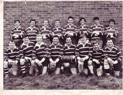 Bletchley RUFC Team Photograph 1967-68