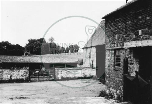 Photograph of Warren Farm Wolverton Mill (1971).