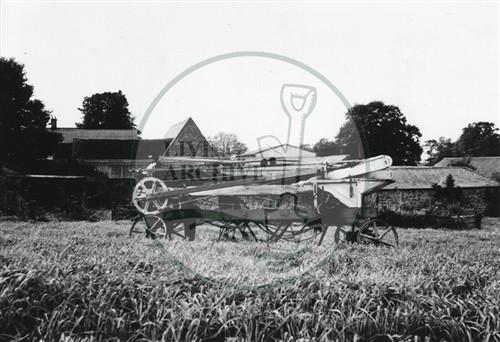 Photograph of Warren Farm Wolverton Mill Stony Stratford (1971).