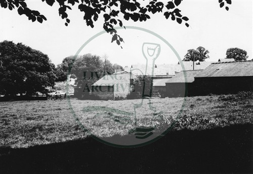 Photograph of Warren Farm Wolverton Mill 1974.