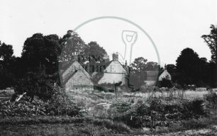 Photograph of Old Wolverton (1972).
