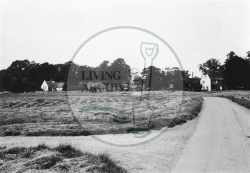 Photograph of Peartree Farm Woughton on the Green (1971).
