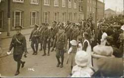 Thomas Taylor World War I.