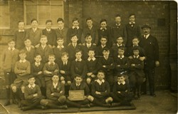 Wolverton Boys School class 1919.