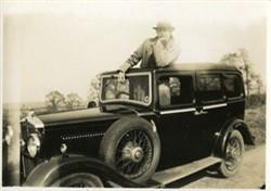Photograph of a car.