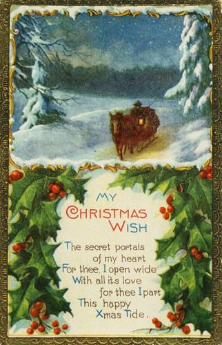 My Christmas Wish.