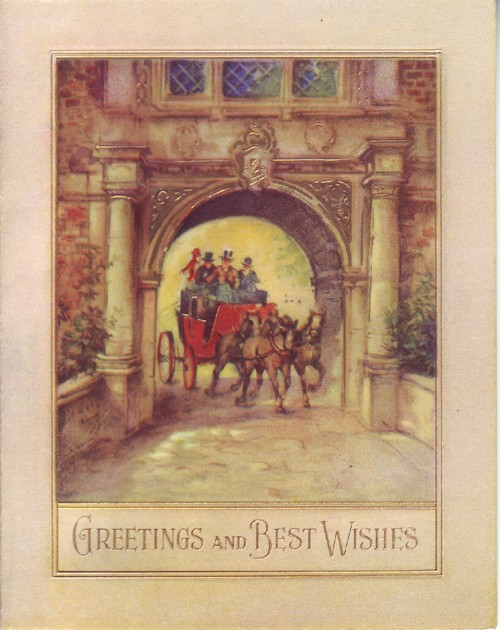 Greetings and Best Wishes.