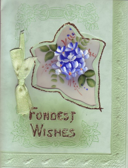 Fondest Wishes.