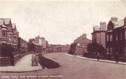 Badby Road and Oxford Street, Daventry.