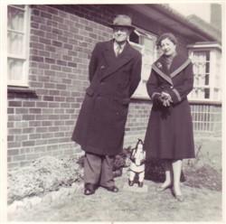 Frank and Beryl Brown.