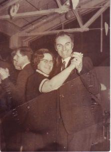 Joyce and Leo Coleman.