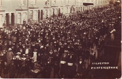 The Wolverton Printers' strike.