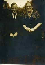 Frank and Blanche Brown.