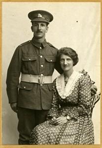 Thomas and Louisa Taylor.