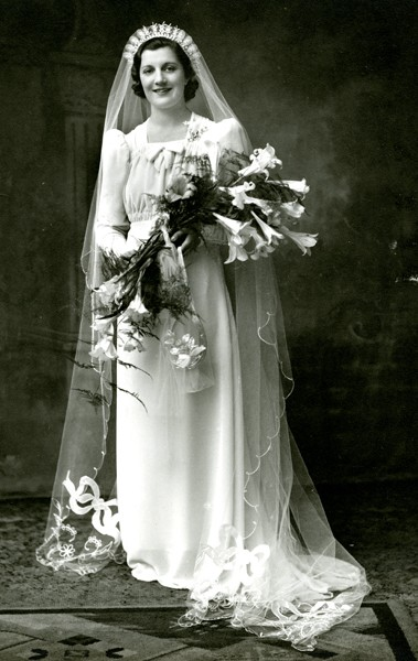 Wedding accessories.