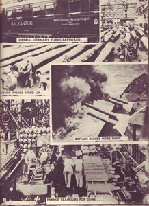 The First World War. A Photographic History