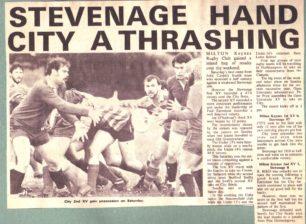 'Stevenage hand City a thrashing'