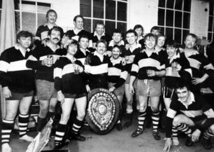 Miscellaneous team photos and photos of objects related to  Milton Keynes Rugby Club.