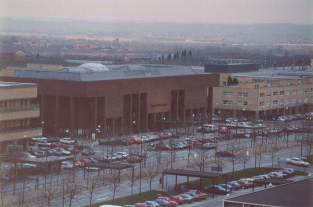 View of CMK Library | Bob Hill