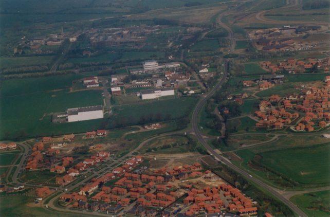 View of Hoechst at Walton Manor | Bob Hill
