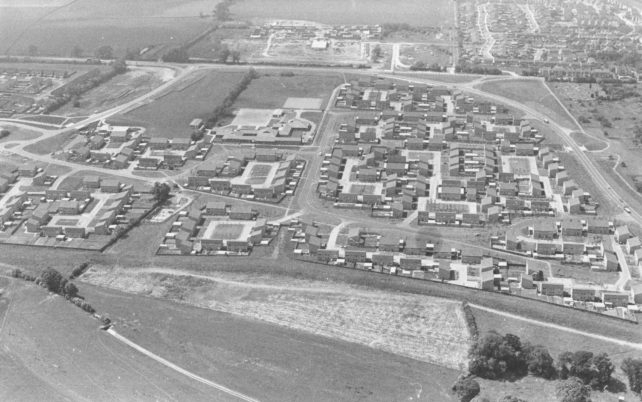 Galley Hill housing   MKDC