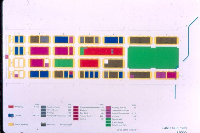 City Centre Land Use Complete