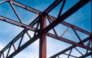 Wavendon Advanced Factory unit Steelwork Detail