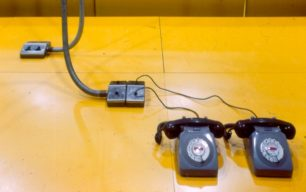 Wavendon Advanced Factory Unit telephones and power sockets