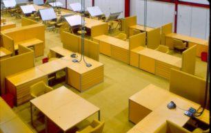 Wavendon Advanced Factory Unit Interior