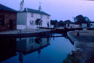 Grand Union Canal Fenny Stratford Lock